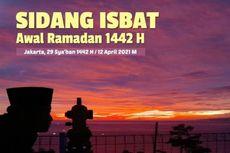 Muhammadiyah Tetapkan 1 Syawal 1442 Hijriah Jatuh pada 13 Mei