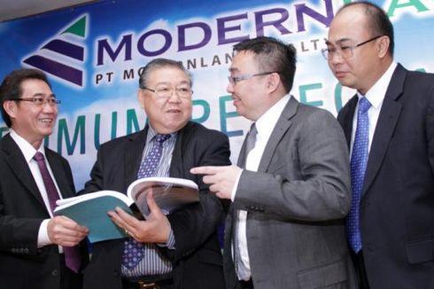 Akuisisi Disepakati, Modernland Mantapkan Proyek