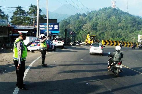 Jalur Puncak Padat, Polisi Siapkan Rekayasa Lalu Lintas