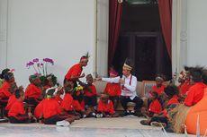 Jokowi Undang Anak SD Papua ke Istana, Setelah Itu Jalan-jalan ke Dufan