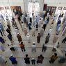 Wali Kota Beri Kelonggaran, Hari Ini Masjid Agung Batam Gelar Shalat Jumat Berjemaah