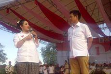 Ini Orasi Titiek Soeharto untuk Prabowo