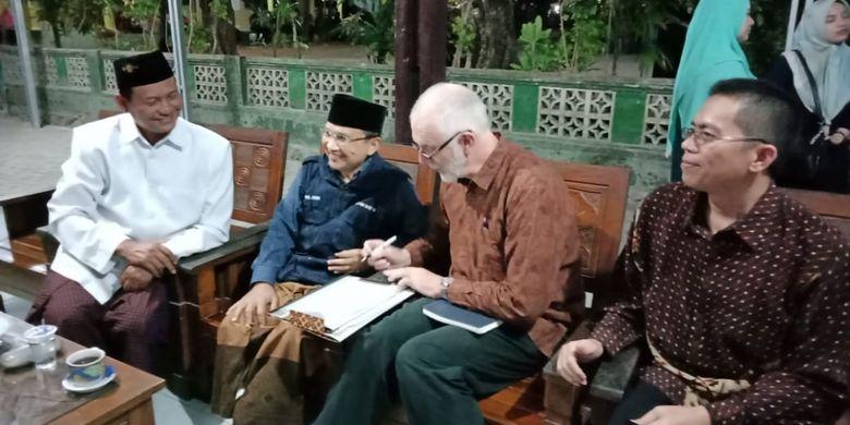 Perjanjian kerjasama LP Maarif NU dan INOVASI - September 2018