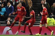 Tottenham Vs Liverpool, The Reds Menang, Rekor Mou Lawan Klopp Memburuk