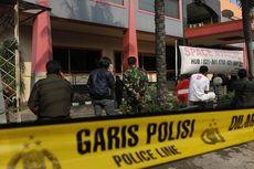 Kronologi Ledakan di Area Perkantoran Duren Sawit