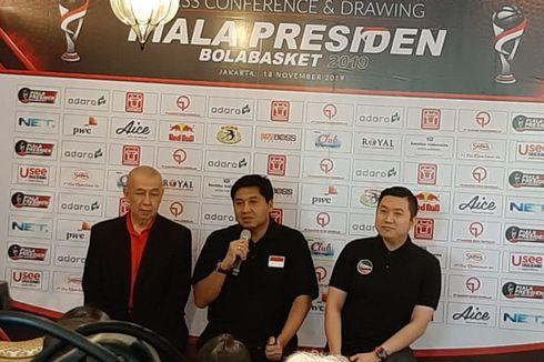 Presiden Jokowi Dijadwalkan Hadir pada Piala Presiden Bola Basket