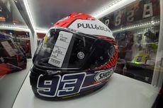 Helm Marquez Bersaudara Dijual Rp 12 Juta di IIMS Hybrid 2021