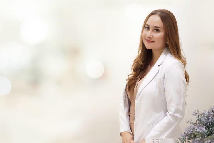 Dermatolog sekaligus expert Swissvita Indonesia, dr. Ruri Pamela, SpKK.
