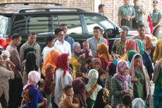 Putra Bungsu Jokowi, Kaesang Pangarep, Jadi Idola Santri-santri Subang