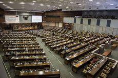 Formappi: Selama Masa Sidang III, DPR Hanya Sahkan UU MD3