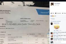 Viral, Beli Tiket Lion Air di Traveloka Batal Terbang karena Ada yang Me-
