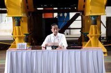 Jokowi Tak Mau Campuri Langkah Yasonna Copot Ronny Sompie