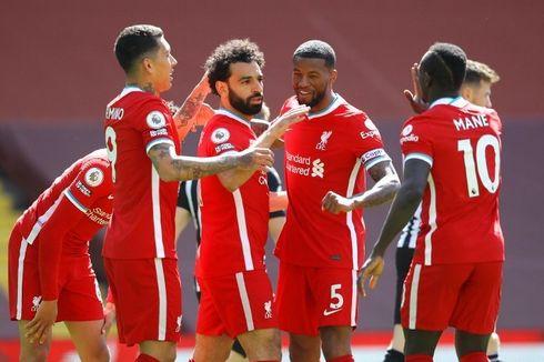 Terseok-seok, Liverpool Butuh Keajaiban untuk Lolos Liga Champions