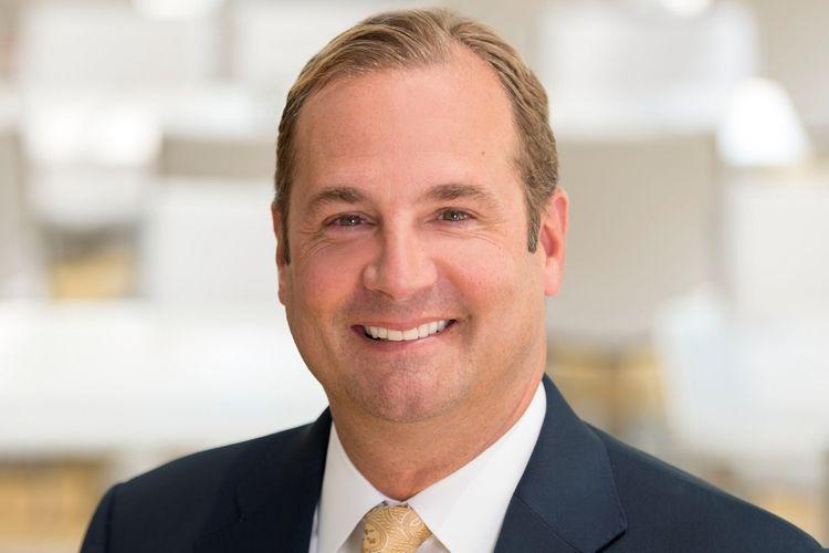 CEO Marriott International Anthony Capuano.