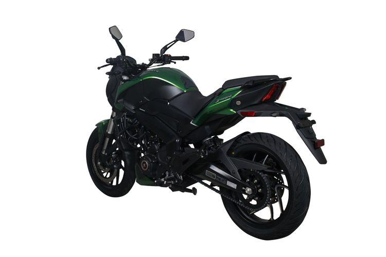 Modenas Dominar D400 model 2021