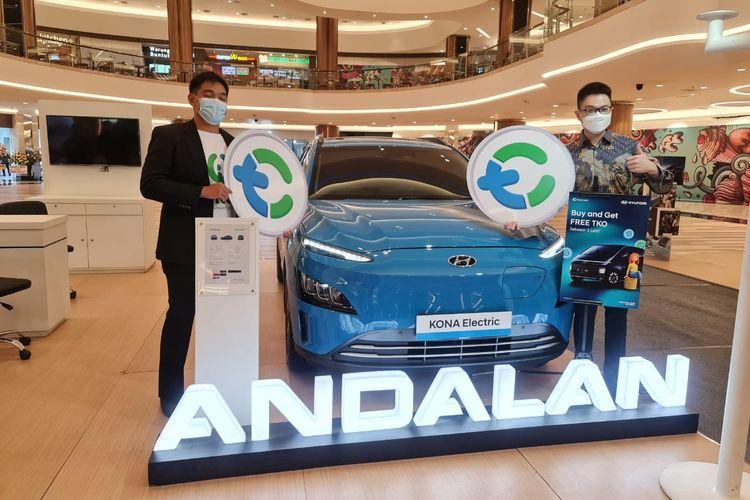 Kerja Sama Hyundai Andalan dan Tokocrypto