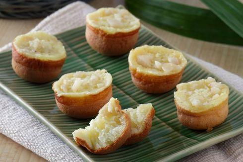 Resep Bika Ambon Mini, Masak Pakai Snack Maker