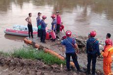 Bocah yang Tenggelam di Kali Pesanggrahan Sejak Sabtu Lalu Belum Ditemukan
