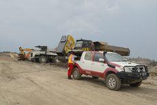 Servis Mobil Toyota Langsung di Area Pertambangan