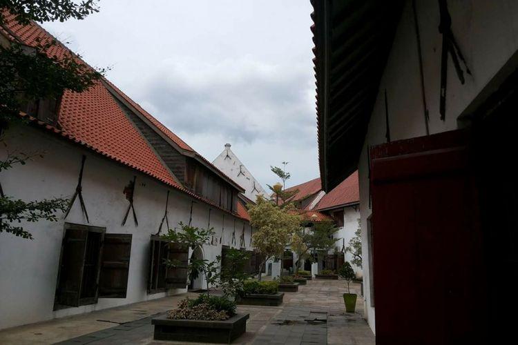 Museum Kebaharian Indonesia, di Jakarta