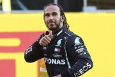 Hasil F1 Portugal - Sempat Kram, Hamilton Pecahkan Rekor Schumacher