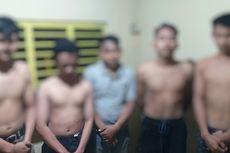 Dibubarkan saat Hendak Tawuran, 6 Remaja di Makassar Justru Serang Polisi