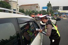 100 Titik Penyekatan di Jakarta, Ini Kendaraan yang Boleh Melintas