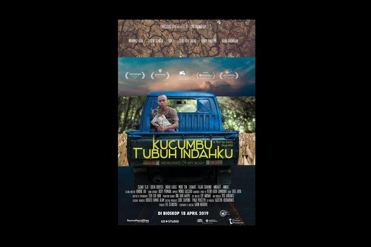 Poster Film Kucumbu Tubuh Indahku.