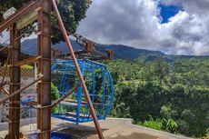 Resmi! Ada Gondola Baru untuk Wisatawan di Dusun Girpasang Klaten