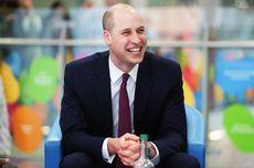 Pangeran William Sindir Para Miliader yang Terobsesi pada Luar Angkasa