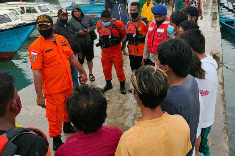 Kapal Berisi 8 ABK Hilang Kontak, lalu Tenggelam di Maluku