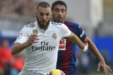 Hasil Real Madrid Vs Valencia, Los Blancos Naik ke Peringkat 5