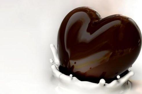 Cokelat Masih Jadi Hadiah Favorit di Hari Kasih Sayang