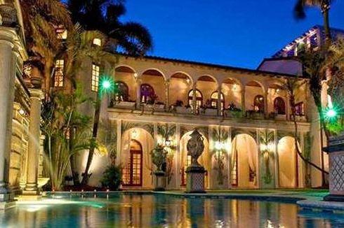 Rumah Gianni Versace Gagal Disita