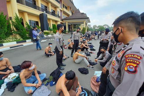 Kapolda Banten: Pelajar Ikut Demo atas Kemauan Sendiri