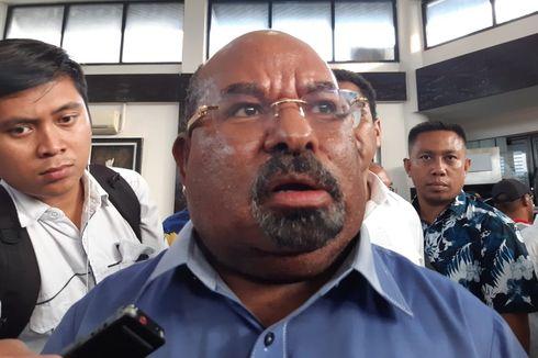Gubernur Lukas Enembe Minta Kasus Kerusuhan Jayapura Ditangani di Papua