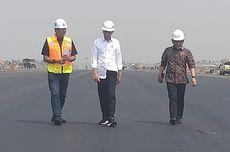 Runway 3 Bandara Soekarno-Hatta Siap Digunakan, Tinggal Tunggu Diresmikan Jokowi