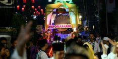 Pawai Beduk dan Petromak Semarakkan Ramadhan di Purwakarta