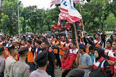 Buruh Ancam Gugat UMP DKI 2018 ke PTUN