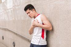 Belajar dari Ashraf Sinclair, Usia Muda Juga Berisiko Serangan Jantung