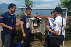Antisipasi Bahaya Longsor, BMKG Pasang 2 Alat Pendeteksi di Banjarnegara