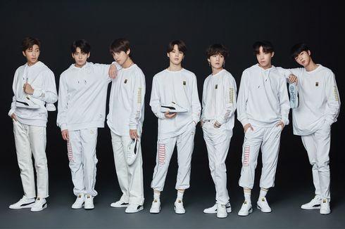 Sneakers BTS x Puma Basket, Dibanderol dengan Harga Rp 1,3 Juta-an