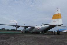 Jokowi Mendadak ke Pangkalan Bun dengan Pesawat Hercules Tinjau Serpihan AirAsia