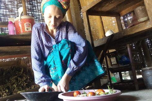 Nikahi Pria Asal Lombok, Ini Kesan WN Perancis Melissa Saat Masuk Dapur: Banyak