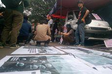Mahasiswa Bandung Demo Lagi, Tuntut Jokowi Keluarkan Perppu KPK