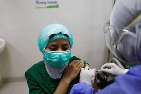 Vaksinasi Dosis Ketiga, 40.768 Tenaga Kesehatan di Bali Disuntik Vaksin Moderna