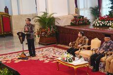 Jokowi: Nikel Kita, Mau Ekspor atau Enggak, Suka-suka Kita