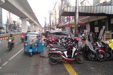 Polisi: Parkir di Trotoar Bisa Dipidana