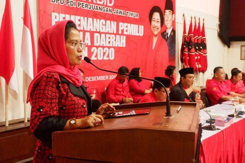 Pilkada 2020 di Jatim, PDI-P Sesumbar Menang di Sidoarjo, Kandang PKB