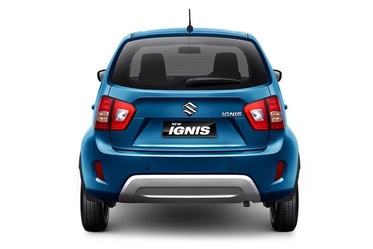 Suzuki menghadirkan New Ignis terbaru, Kamis (9/4/2020) dengan perubahan minim di eksterior dan interior.